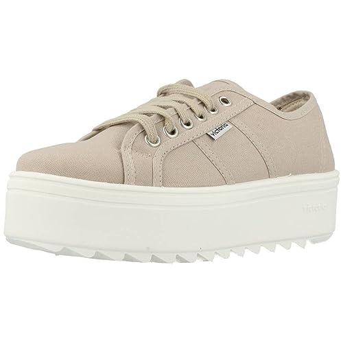 Victoria Sierra Lona, Zapatillas Unisex Adulto: Amazon.es: Zapatos y complementos