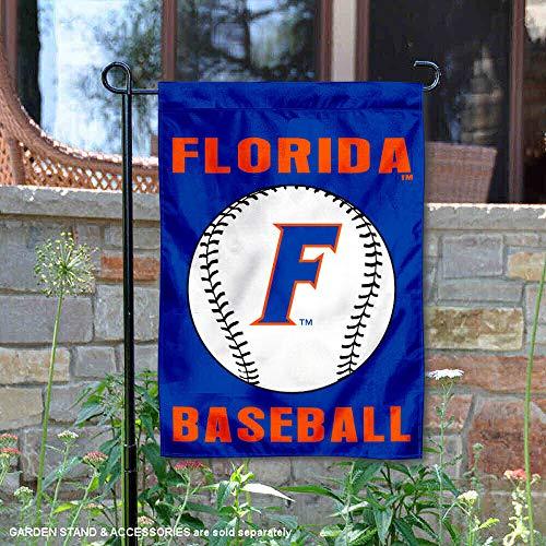 Florida Gators Baseball Garden Flag and Yard Banner
