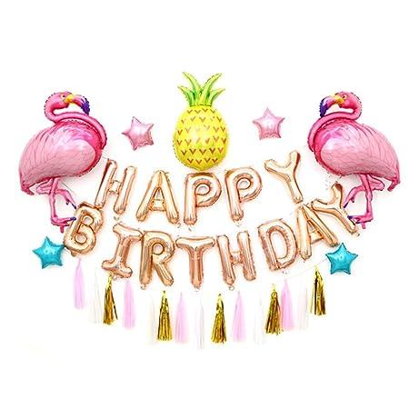 KIOPS Decoración de cumpleaños para niños, Aventuras de ...