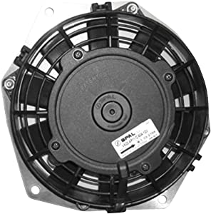 Universal Parts High Performance Cooling Fan Z2012