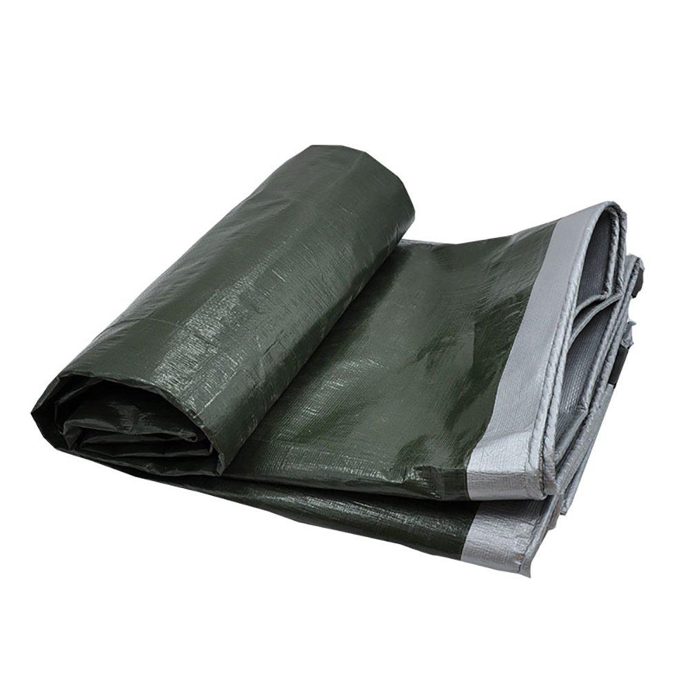 Zeltplanen Tarpaulin Wasserdicht Heavy Duty Plane Blatt Regendichtes Tuch Premium Qualität Polyethylen Bodenplane Abdeckung Mehrzweck-Plane