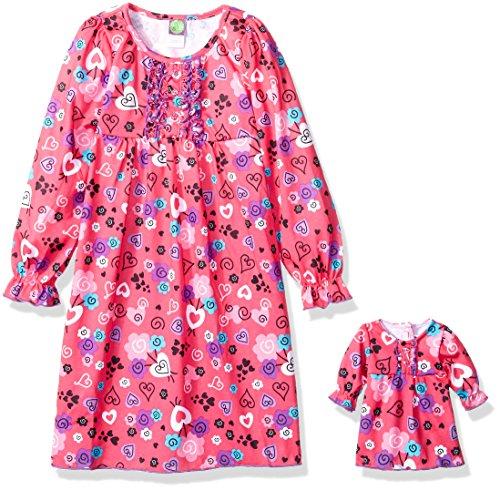 Dollie Me Girls Nightgown Sleepwear
