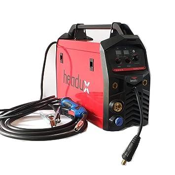 Professional 195 A Synergic MIG soudure machine multifonctions 4 en 1  équipement de soudage MIG Mag eab0ecbbddf2