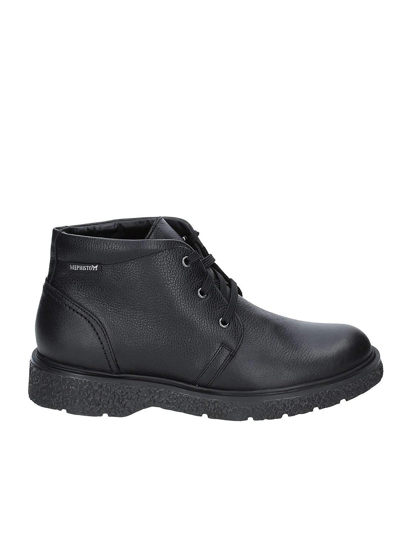 45½ Man Ankle Noir P5128931 Mephisto cSq34ARL5j
