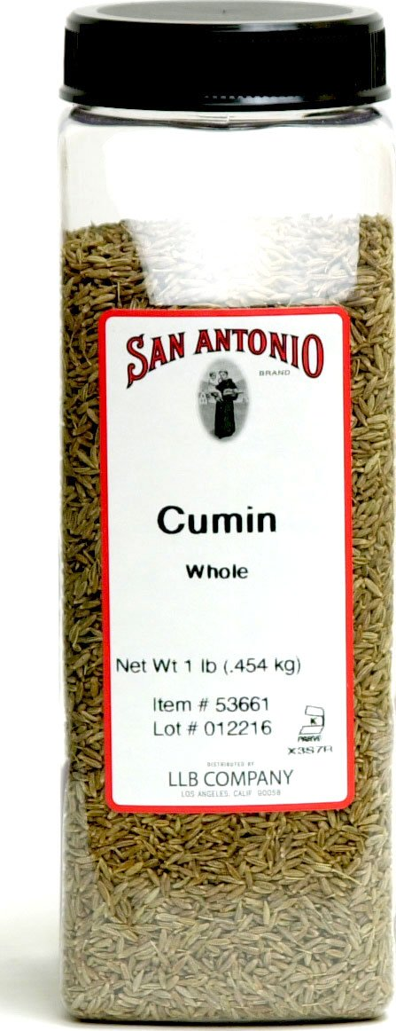 1-Pound Premium Restaurant Whole Cumin Seed