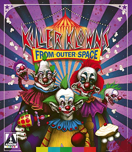 Killer Klowns from Outer Space (Special Edition) [Blu-ray] -