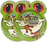 Hefty Zoo Plates-20 ct, 7.375 inch (Pack of 2) (Discontinued by Manufacturer)