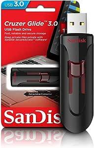 Sandisk SDCZ600-128G-G35 Memory Card, Black, 128 GB