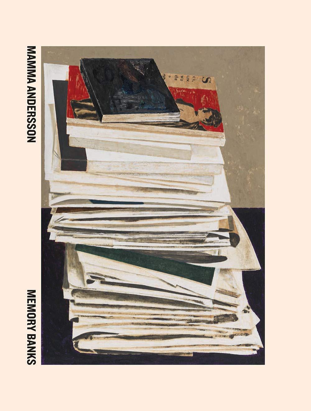 Karin Mamma Andersson : Memory banks (Anglais) Relié – 3 octobre 2018 Damiani 8862086016 Kunst allgemein ART / Mixed Media