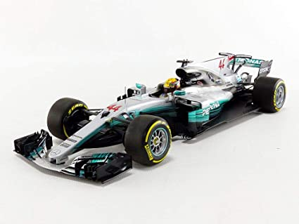 Amazon Com Minichamps Mercedes Amg Petronas Motorsport 44 Lewis