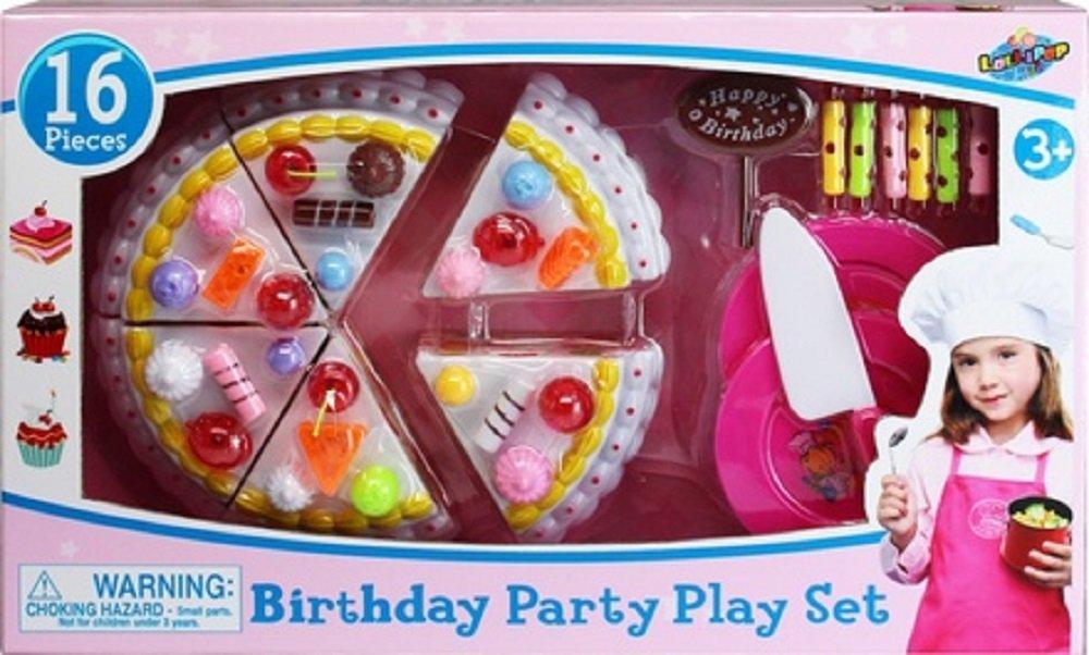 Birthday Party Play set Brooklyn Lollipop