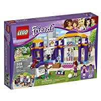 LEGO Friends Heartlake Sports Center 41312 Toy for 7-Year-Olds