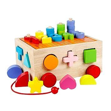Bloque de construcción infantil Juguetes Juguetes 0-1-2-3 Años de edad