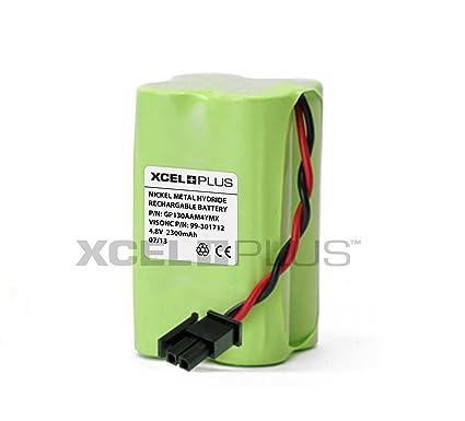 Batería de alarma Visonic Powermax Express & PowerMaster 10 ...