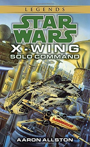 book cover of Solo Command