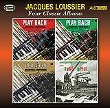 Four Classic Albums - Play Bach Vol 1/Play Bach Vol 2/Play Bach Vol 3/Jacques Loussier Joue Kurt Weil