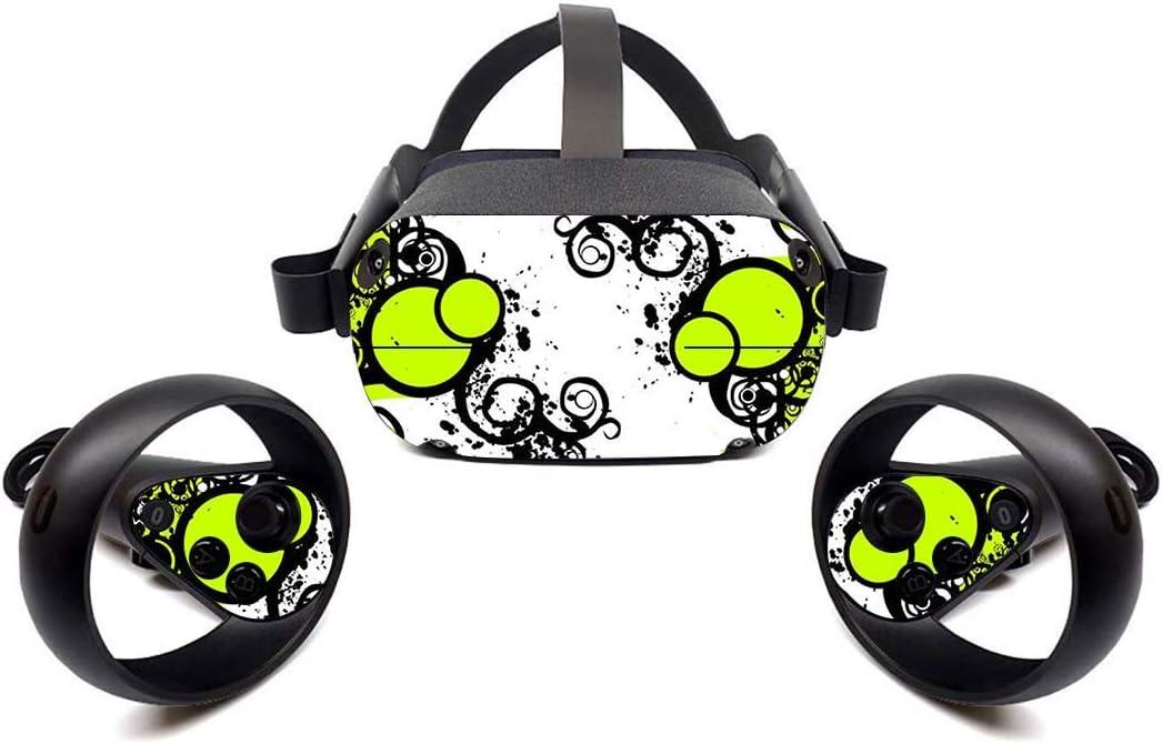 Skin brillante en PVC pour Oculus Quest
