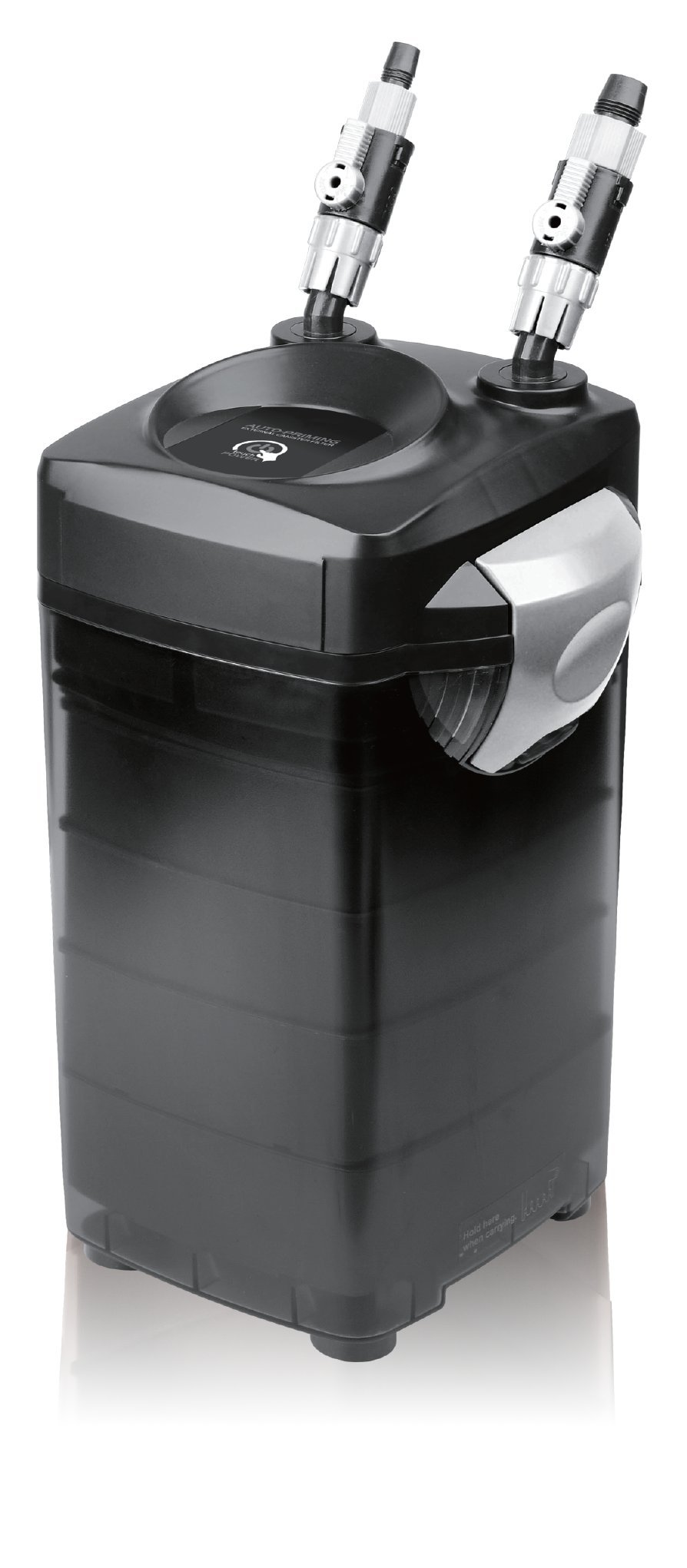 Canister+ Pro - 4-Stage Canister Filter with Auto Prime Technology - Up to 80 Gallons - 317GPH by Encompass All (Image #1)