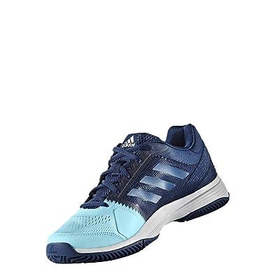 low priced e427a 5628e adidas Barricade Club Tenis Zapatos, multicolor, 9,5  Amazon.es  Deportes y  aire libre