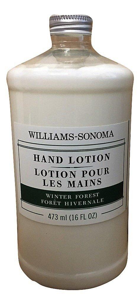 Amazon Com Williams Sonoma Winter Berry Hand Lotion W