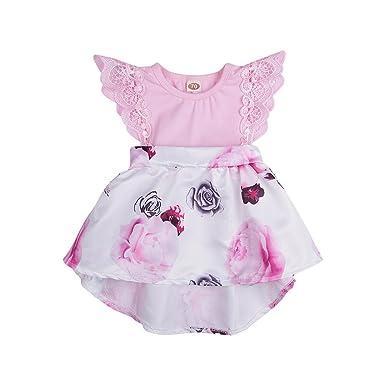 Vestido Para Bebe Niña Fiesta Bautiz Primavera 2019 Paolian