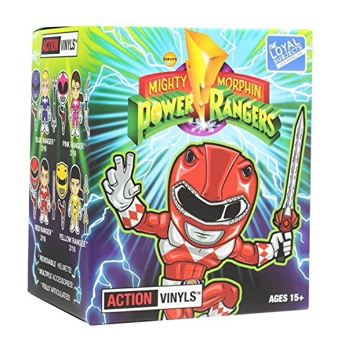 (The Loyal Subjects Mighty Morphin' Power Rangers Wave 1 Blind Box)