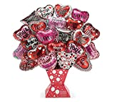 Burton & Burton 9 Inches Preinf Valentine Love Assortment with Display