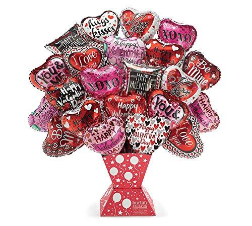 Burton & Burton 9 Inches Preinf Valentine Love Assortment with Display
