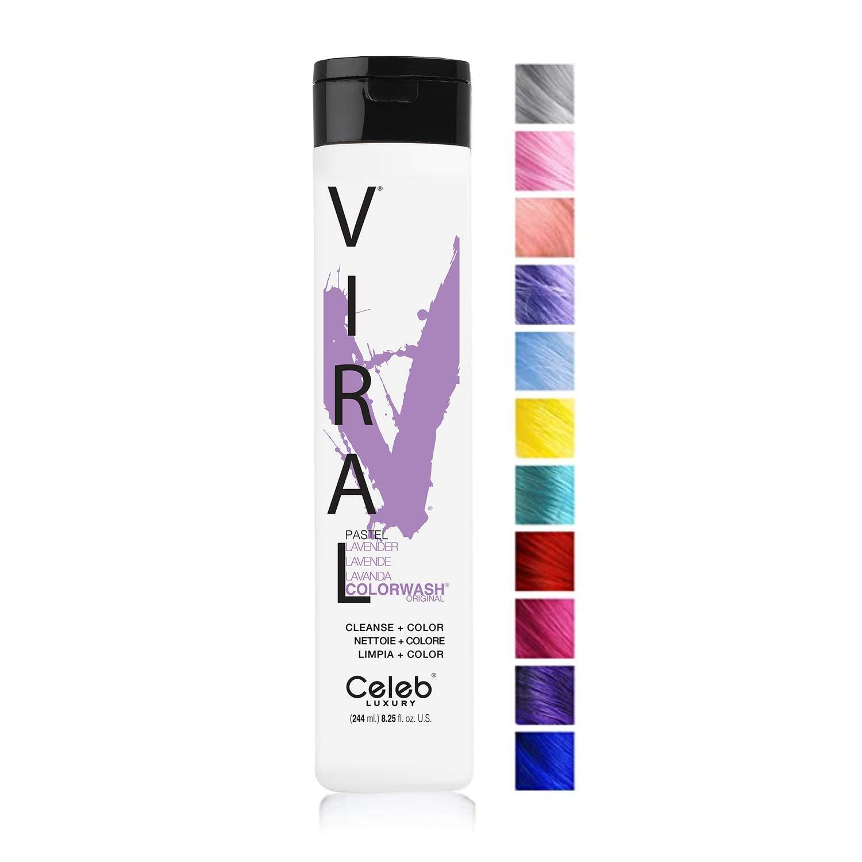 Celeb Luxury Viral Colorwash: Color Depositing Shampoo