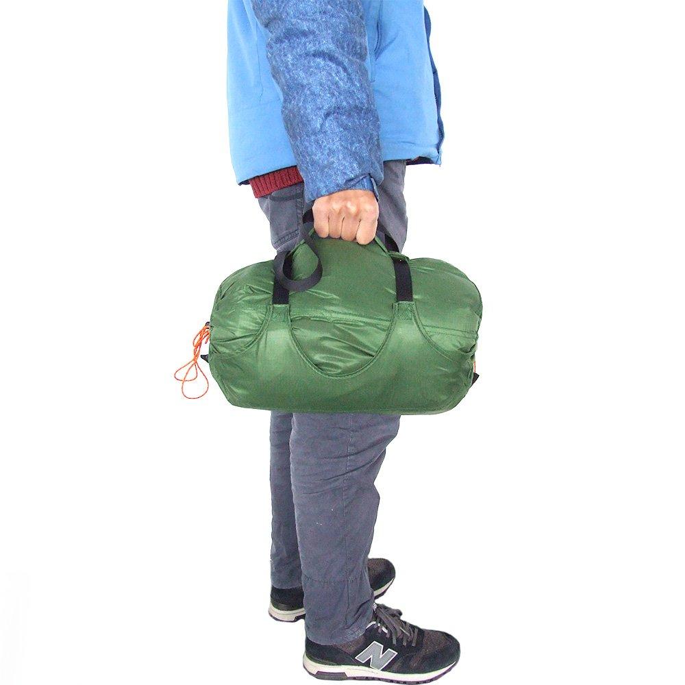 Sac de Compression Léger Accessoire pour Sac de Couchage Voyage Camping en Plein Air Générique