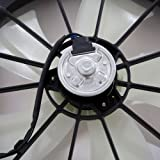 Radiator Fan Motor Assembly Replacement Fit For