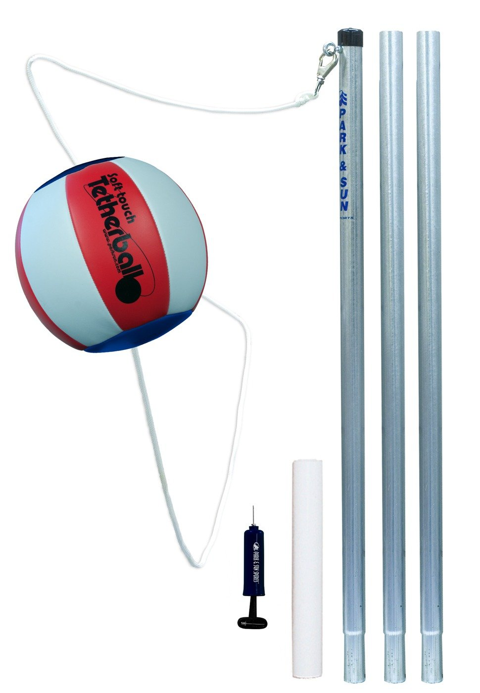 Park and Sun Classic Tetherball Set - Americana by Park & Sun Sports