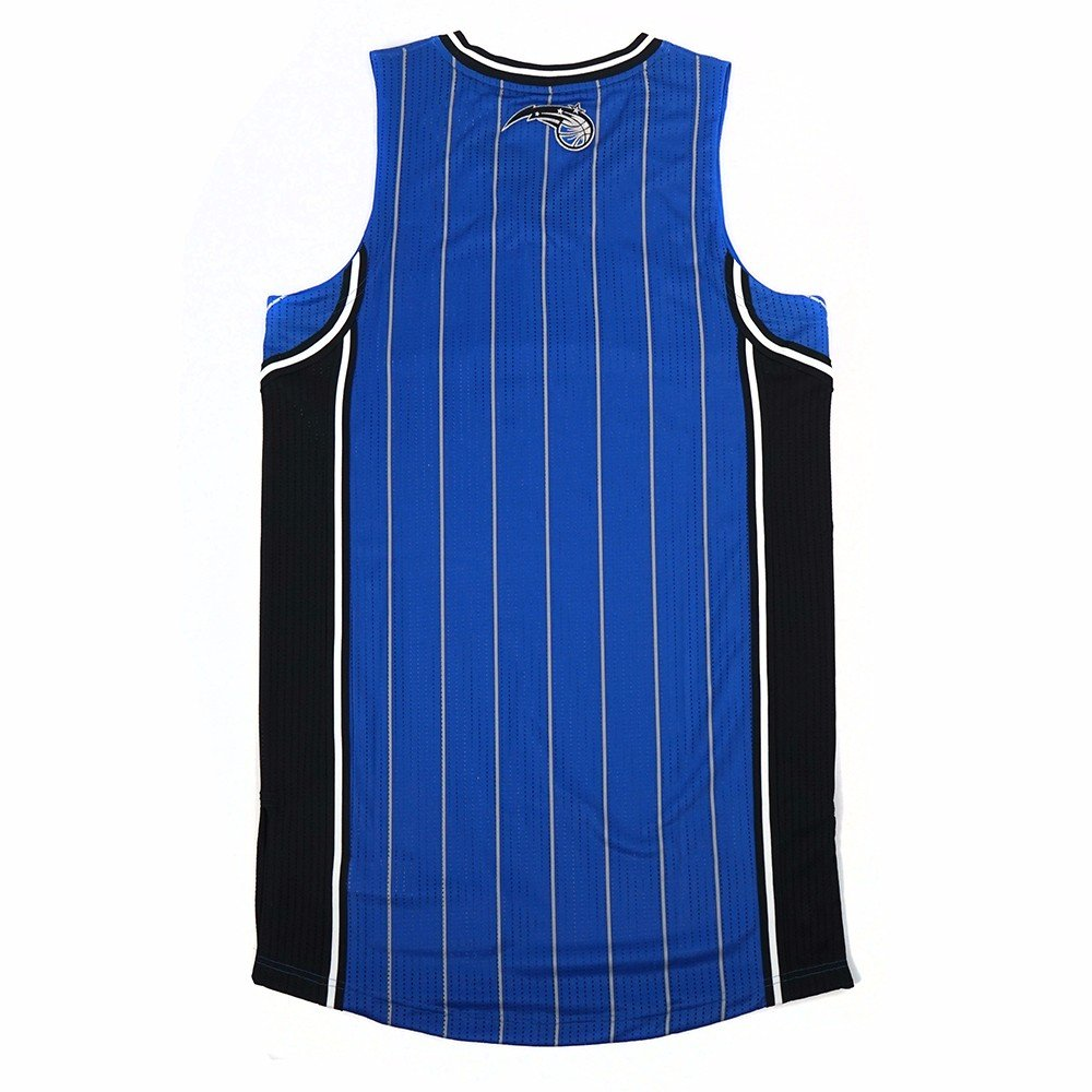 73134159783d Amazon.com   adidas Orlando Magic NBA Blue Official Authentic On-Court  Revolution 30 Away Road Jersey Men   Sports   Outdoors
