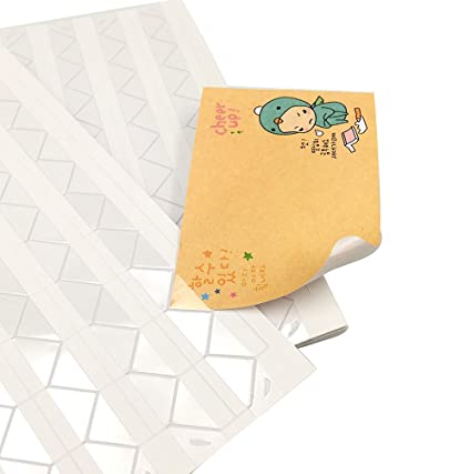 10 sheet 1020 packphoto corners self adhesive pvc paper photo foto corner