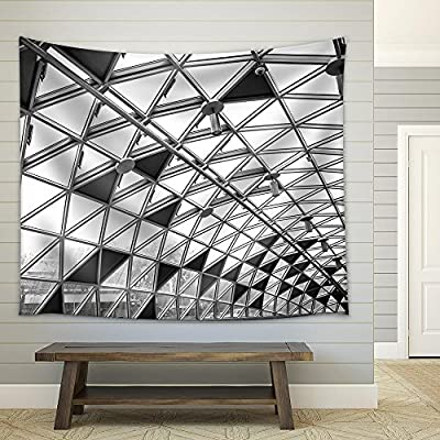 Conceptual High Tech Building Fabric Wall, Made For You, Marvelous Portrait