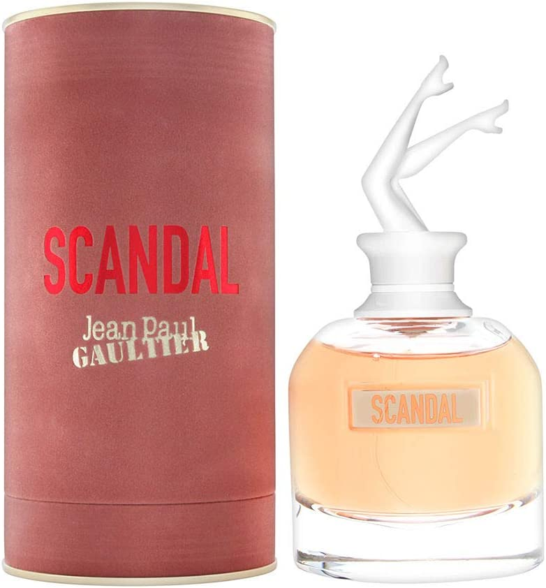 JEAN PAUL GAULTIER Scandal Agua de Perfume - 80 ml: Amazon.es: Belleza