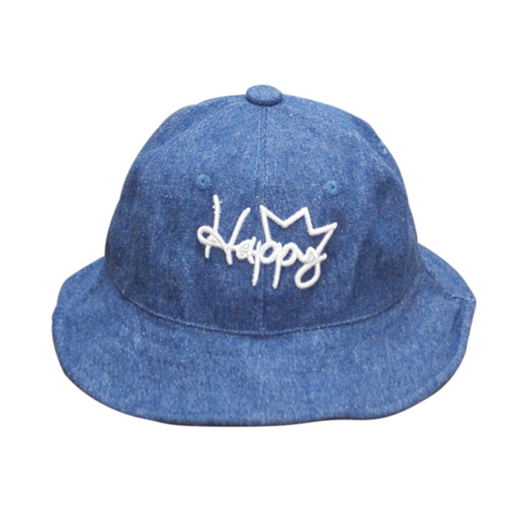 huateng Cappello per Bebè Cappello per Bebè Cappello per Bebè Cappello per  Pescatore con Protezione UV Cappello in Cotone per Bambino  Amazon.it  ... bc102878a73e