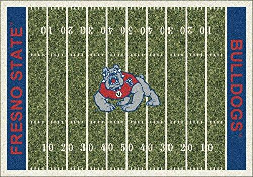 Fresno State Bulldogs Milliken NCAA Home Field Area Rug (7'8