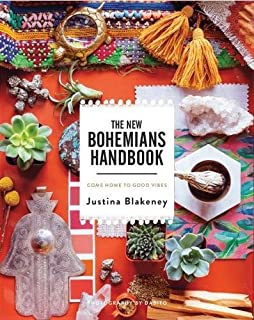 Book Cover: The New Bohemians Handbook: Come Home to Good Vibes