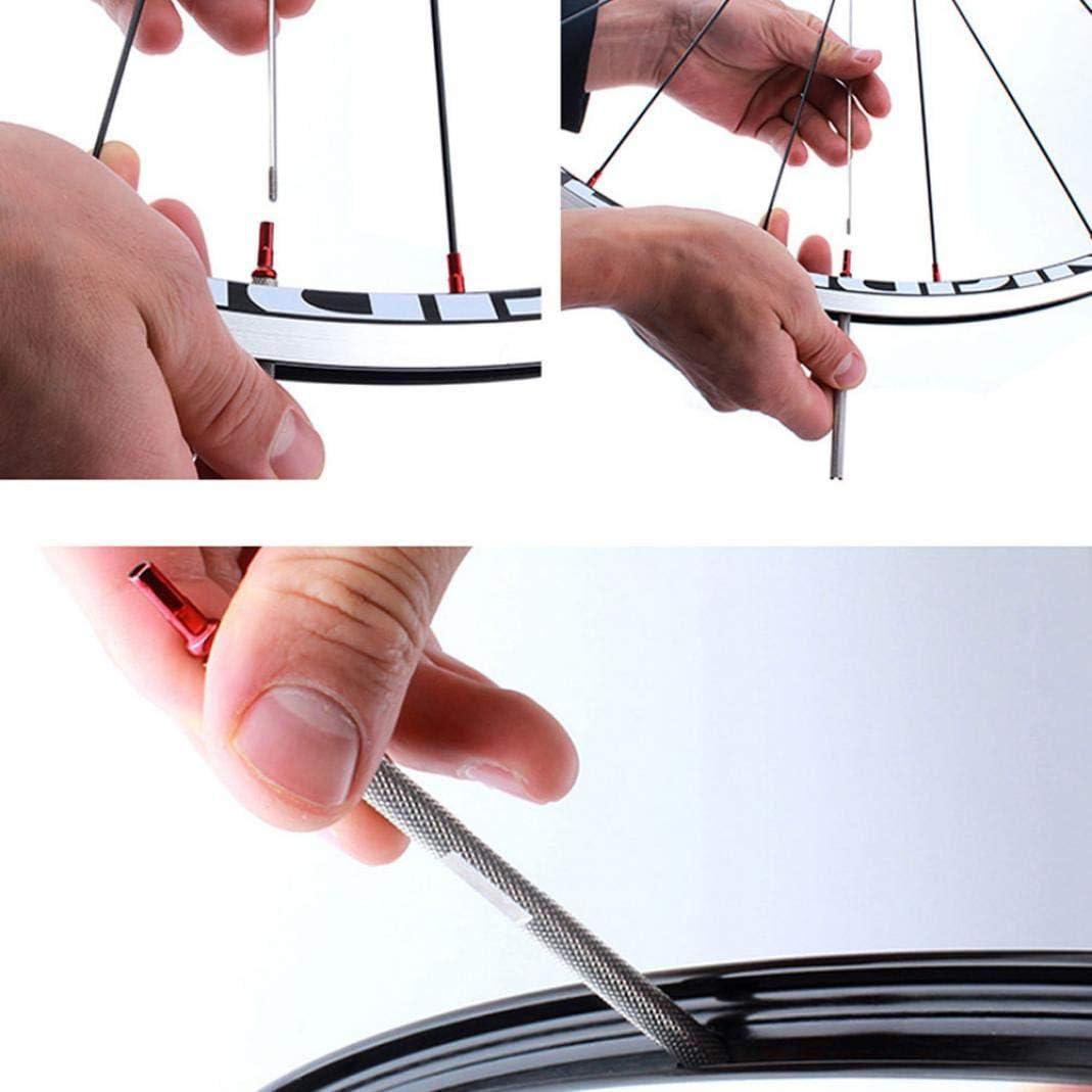 Lucky Direct Spoke Perforator Bike Accessories Perforator Mountain Road Bike Bicycle Wheel Tire Spoke Cap Perforator Fixing Repair Tool