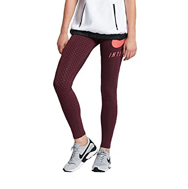 bcded3b2b145d Nike Womens International AOP Legging at Amazon Women's Clothing store: