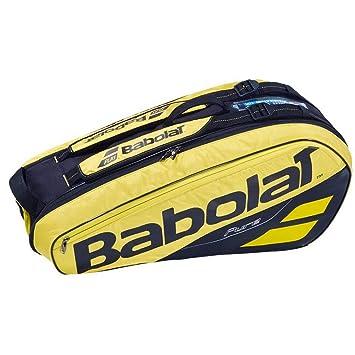 Amazon.com: Babolat 2018-2019 Pure Quality 6 - Bolsa para ...