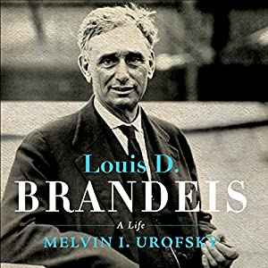 Louis D. Brandeis Audiobook