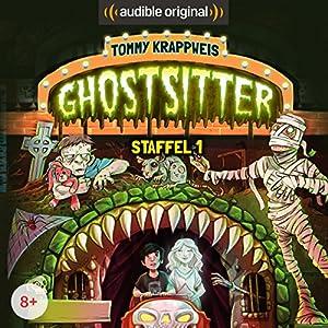Ghostsitter: Die komplette 1. Staffel Hörspiel