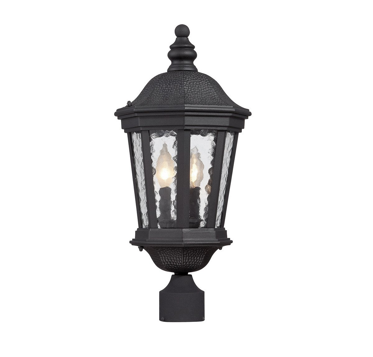 Savoy House 5-5083-BK Hampden Hanging Outdoor Lantern in Black