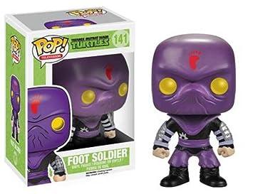 FUNKO Pop! TV: Teenage Mutant Ninja Turtles – Foot Soldier Collectible figure Teenage Mutant Ninja Turtles - figuras de acción y de colección ...