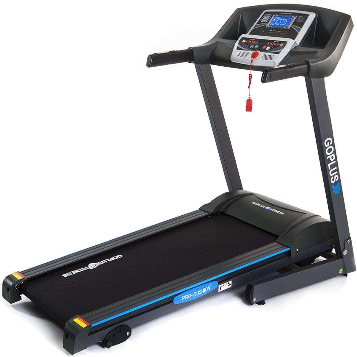 go plus treadmill
