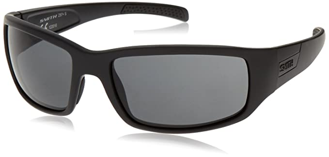 Smith Optics Prospect Tactical – Gafas de sol (marco negro/gris polarizadas lente)