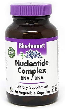 BlueBonnet Nucleotide Complex Supplement, 60 Count, White