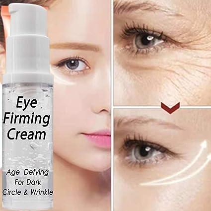 Crema de ojos para ojeras y ojos hinchados, crema ...